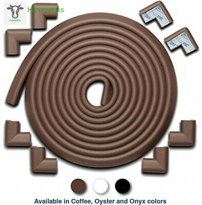 Roving Cove   Baby Proofing Edge & Corner Guards   Safe & Coffee