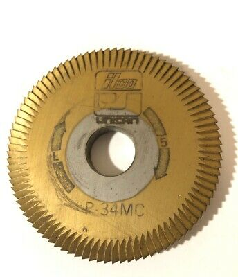 Ilco P-34MC Key Machine Cutter Cutting Wheel Unican L5 Free Shipping