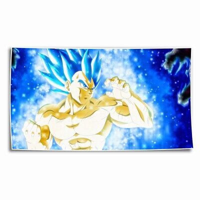 Dragon Ball HD Canvas prints Painting Home Decor Picture Room Wall art 14x26