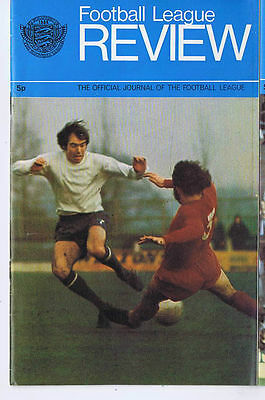 JOHN CONNELLY / NEWPORT COUNTY 71-2TEAM CENTRE PAGEFootball League Review 634