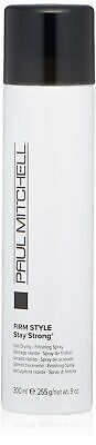 Paul Mitchell Firm Style Stay Strong Fast Dry Hairspray 9 OZ
