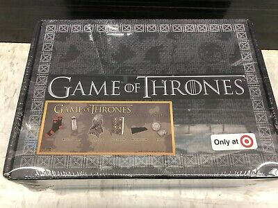 Culturefly Hbo Game Of Thrones Target Exclusive Gift Box Set