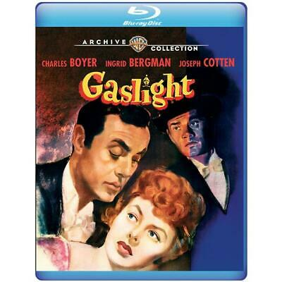 Gaslight 1944 (Blu-ray) Charles Boyer, Ingrid Bergman, Joseph Cotten - New!