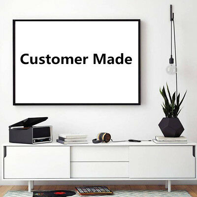 Custom Made Canvas Wall Art Painting Poster Picture Print Home Decor Unframed
