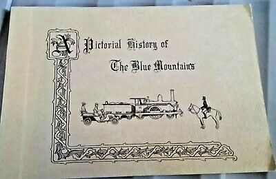 A Pictorial History of the Blue Mountains Pencil Drawings by Jo Booker 1974