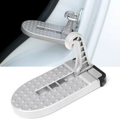 Portable Car Hook Step Ladder Latch Door SUV for Jeep Folding Foot Pedal Truck