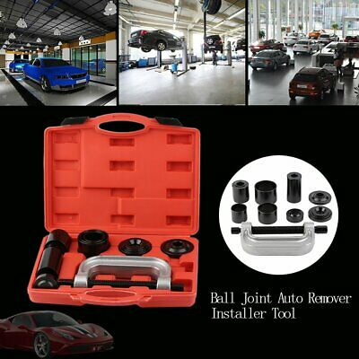7 Pcs Ball Joint Auto Remover Installer Tool 2WD & 4WD Vehicles Tools Set TO