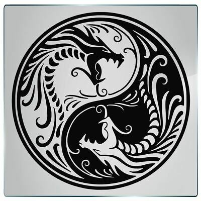 Yin Yang Tree of Life Vinyl Decal Car DecalDoggy Wall