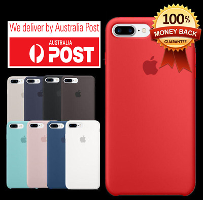 Silicone Case For iPhone XS Max XS XR X - Shockproof Thin Soft Phone Back Cover
