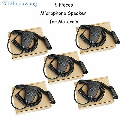 5X Speaker Microphone for Motorola APX7000 APX6000 APX4000 APX3000 APX1000 Radio