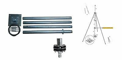 Mast, Tower Kit for 40 Kg Wind Turbine IstaBreeze®