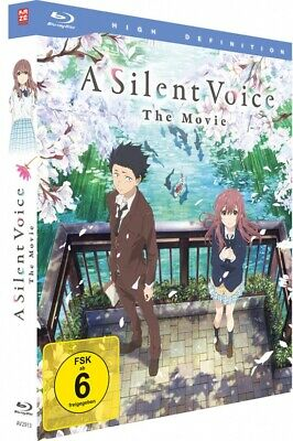 A Silent Voice (Deluxe Edition) [Blu-ray] NEU
