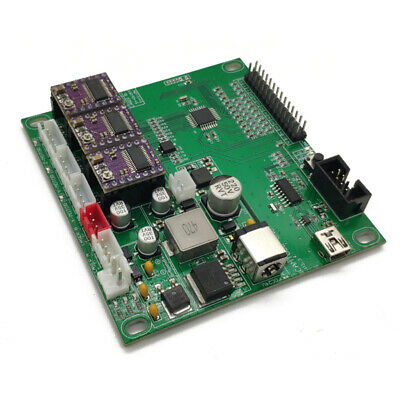 3 Axis CNC Engraving Milling  Machine Laser GRBL Control Board Controller Card