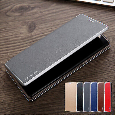 For Samsung S10 5G S10 Plus Case Magnetic Flip Leather Card Wallet Stand Cover