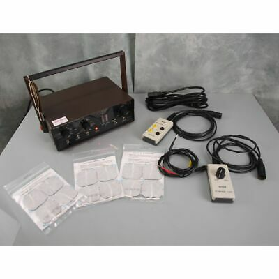 SNS System 1123 Interferential Electrotherapy Pain Relief Muscle Stimulation