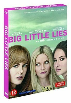 Big Little Lies S1 [Blu Ray] [Region Free] 3 Disc