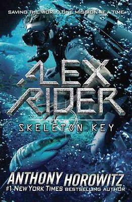 Skeleton Key (Alex Rider Adventure) by Horowitz, Anthony