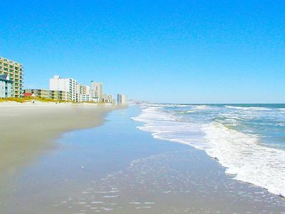 Myrtle Beach, SC, Wyndham Ocean Boulevard, 3 Bdrm Del OF LL, 16 - 18 July 2019