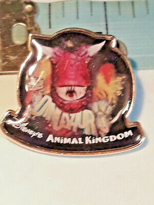 Disney Pin ~ Disneys Animal Kingdom ~ Dinosaur ~ Ships FREE