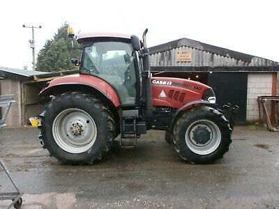 case tractor 140 puma. good condition, power shift, push out hitch, 5680 hours,