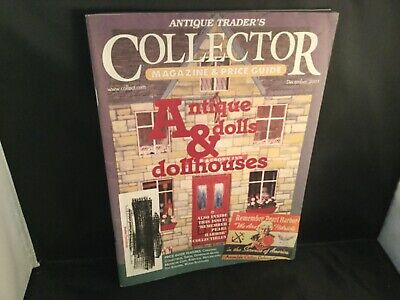 Antique Trader 's Collector Magazine & Price Guide, December 2001