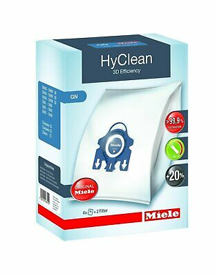Miele GN HyClean 3D Efficiency Dustbags for S8000 Series