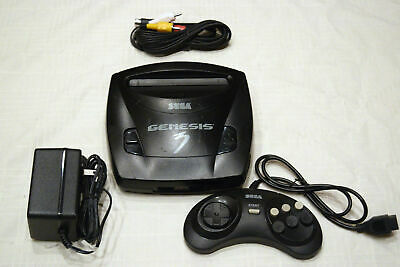 Sega Genesis 3 III Console Video Game System Complete
