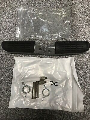 Honda Front Footpegs With All Fittings