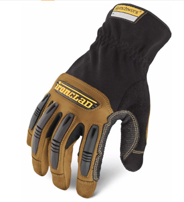 Ironclad RWG2 Ranchworx Leather Work Gloves - Select Size