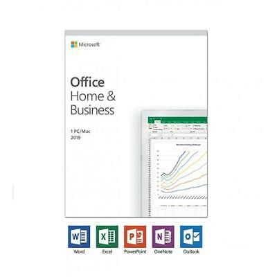 Microsoft Office Home and Business 2019 for PC/MAC SALE