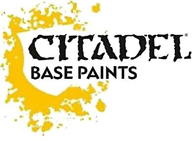 Games Workshop Warhammer 40K Citadel Base Paints NIP Various Colors