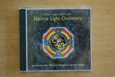 Electric Light Orchestra ‎– The Very Best Of Electric Light Orchestr  (Box C779)