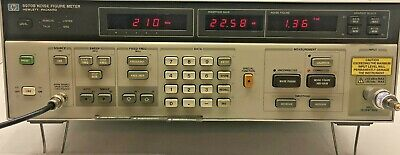 HP 8970B Noise Meter (10 - 2047 MHz Direct )Option 020 , With HP 346B