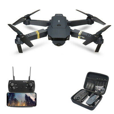 Fuco pro 2.4G WIFI FPV With 2MP Telecamera Foldable RC Quadcopter+3Extra Battery