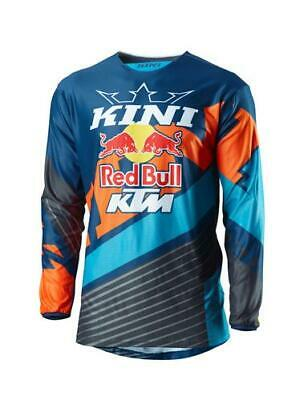 Genuine KTM Powerwear Kini Red Bull Race Shirt MX Enduro (Large) 3KI200004504