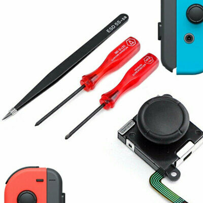 New Replacement 3D Analog Joystick Thumb Stick For Nintendo Switch NS Joy-Con
