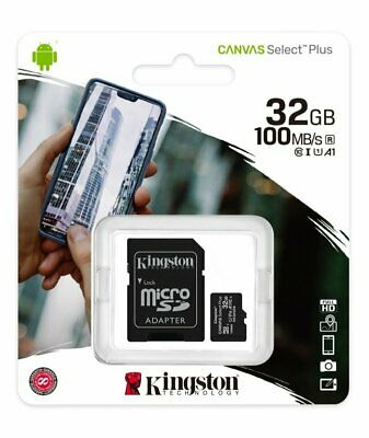 32GB Micro SD SDHC Memory Card for Mobile Phones Tablets Cameras Dashcam