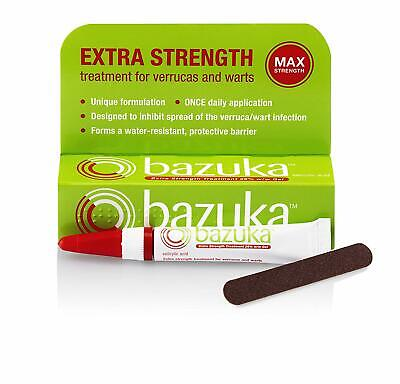 Bazuka Extra Strength Treatment Gel 6g **3 PACK DEAL**. FREE DELIVERY