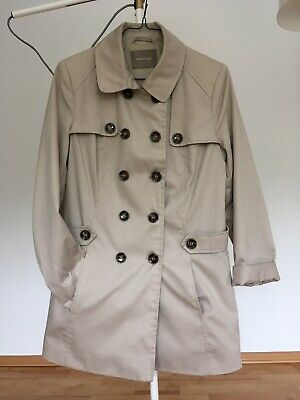 Mantel MoreMore Trenchcoat Frühling Gr34 XS BeWxrdCo
