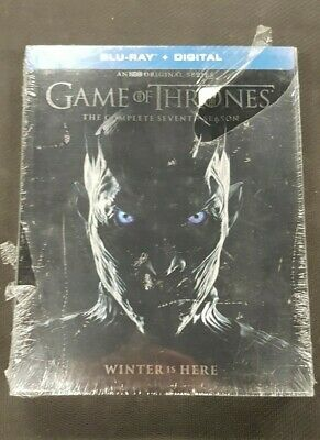 Game of Thrones: The Complete Seventh Season (Blu-Ray & Digital) [SEALED]
