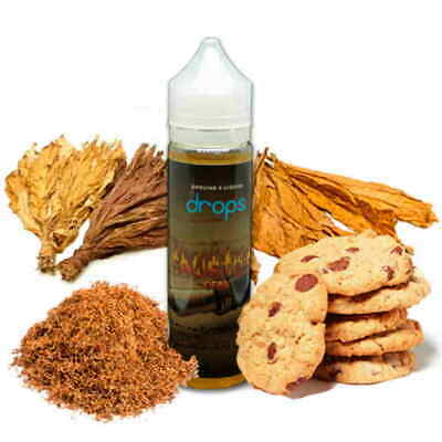DROPS FAUTO´S DEAL 50ML e-liquid e-juice fausto - Tabaco con galletas