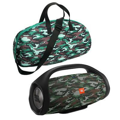 Travelling Storage Carrying Hard Cases Bag Boxes For boombox Bluetooth Speaker