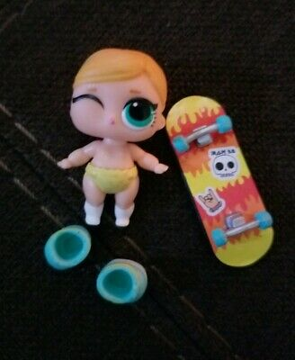 LOL Surprise! Makeover Series Lils Wave 2 - Lil Sk8er Grrrl