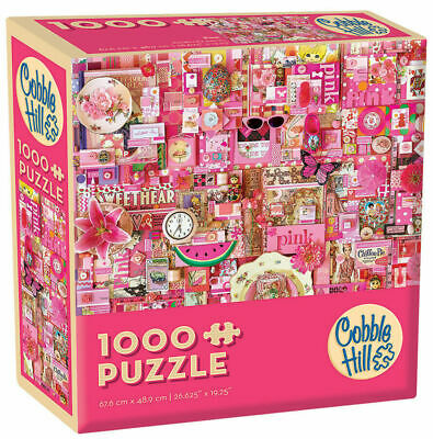 Cobblehill Puzzles MO 1000 Sewing Notions CBL57186