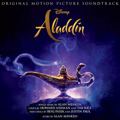 Aladdin (Original Soundtrack) **BRAND NEW CD