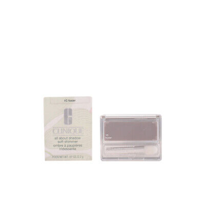 Maquillaje Clinique mujer ALL ABOUT SHADOW soft shimmer #1C-foxier