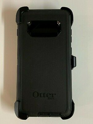 Otterbox Defender Series Case w/ Holster for Samsung Galaxy S10+ Plus Black