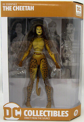 Dc Collectibles 20th DC ESSENTIALS CHEETAH 6.75 inch  figure SHIPPING 6-19-19!