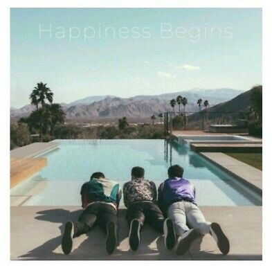 JONAS BROTHERS Happiness Begins cd FREE SHIPPING New and Factory Sealed