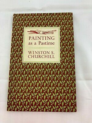 1965 Painting As A Pastime Book By Sir Winston Churchill - 18 Paintings7